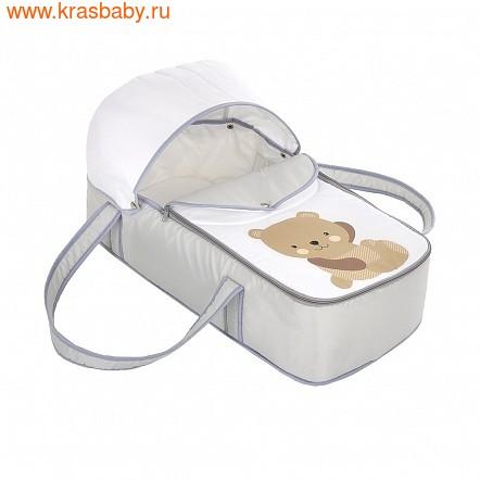 "BAMBOLA Люлька-переноска Bambola ""Мишка"" (фото, вид 1)"