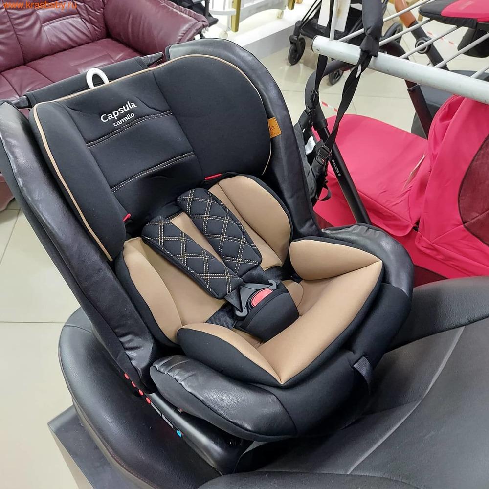 Автокресло CARRELLO Детское Автокресло KX-58 CAPSULA (фото, вид 3)