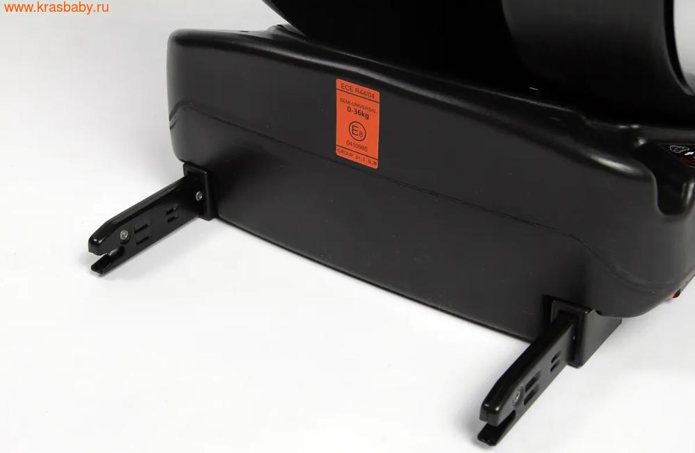 Автокресло KidGo Автокресло Urban Isofix black (0-36) (фото, вид 8)