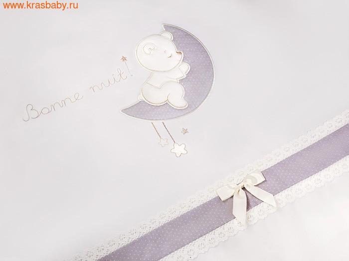 Постельное белье PERINA Комплект в кроватку Bonne nuit Oval (7 предметов) (фото, вид 2)