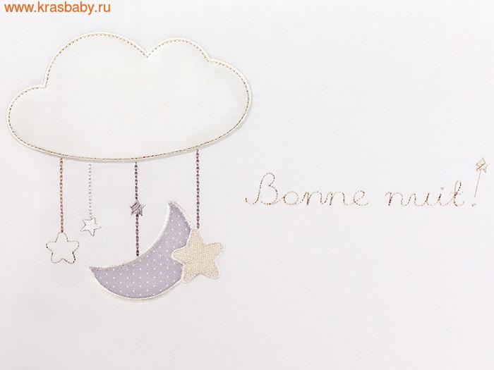 Постельное белье PERINA Комплект в кроватку Bonne nuit Oval (7 предметов) (фото, вид 3)