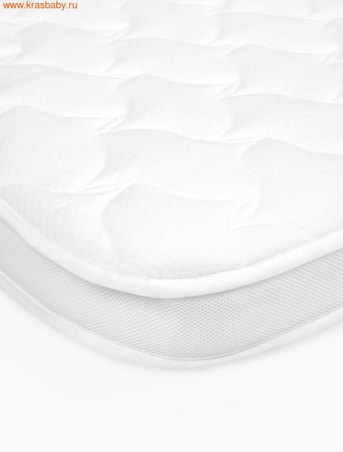 Матрас детский HAPPY BABY Матрас для люльки-кроватки MOMMY LOVE 100х70 см (фото, вид 2)