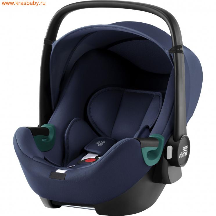 Автокресло BRITAX ROEMER Детское автокресло BABY-SAFE 3 i-SIZE (фото, вид 1)