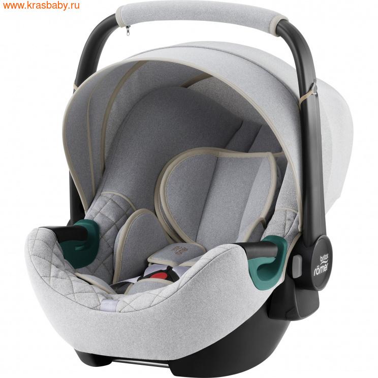 Автокресло BRITAX ROEMER Детское автокресло BABY-SAFE 3 i-SIZE (фото, вид 3)