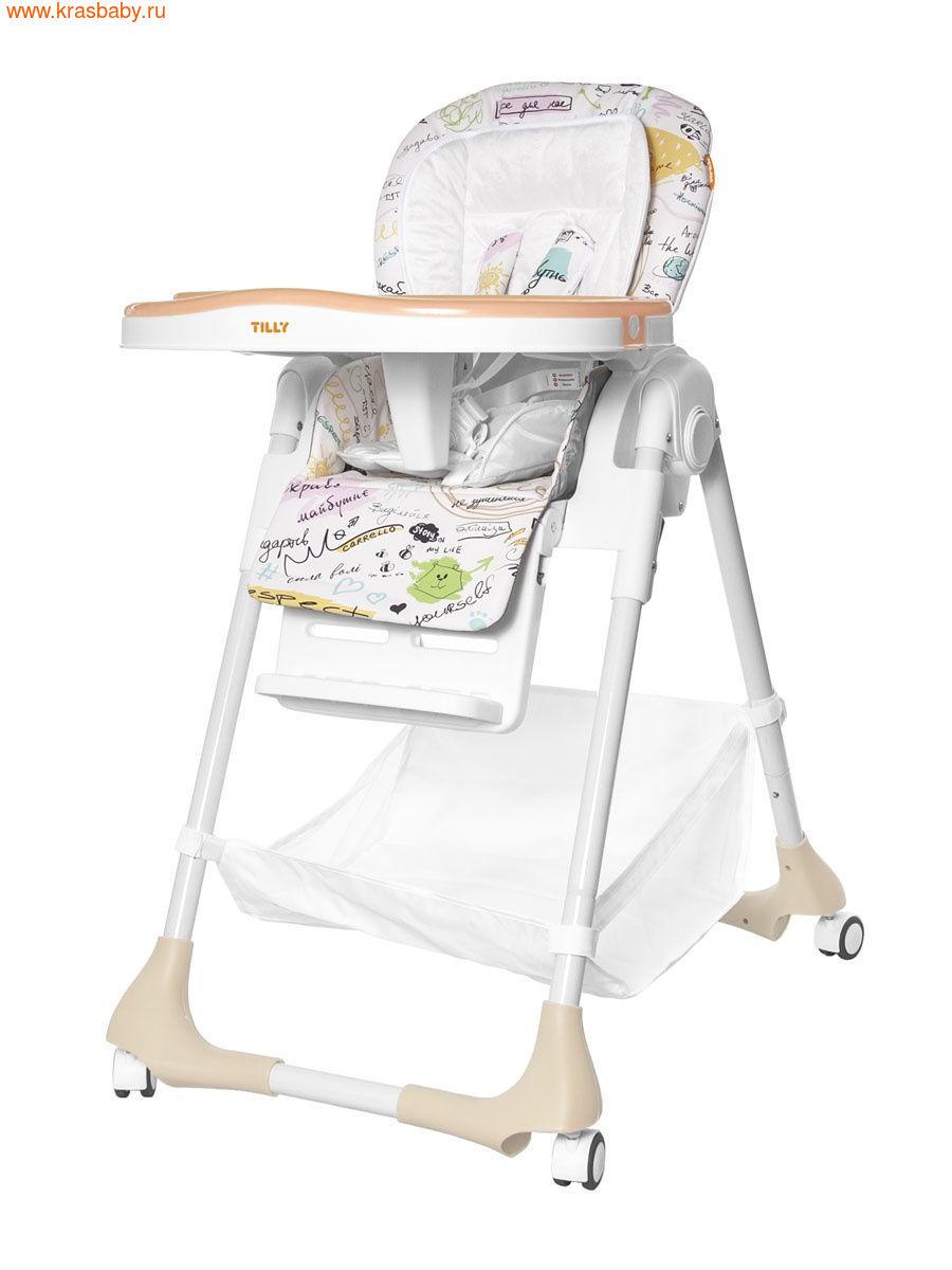 Стульчик для кормления Baby Tilly Стульчик для кормления Bistro (фото, вид 1)