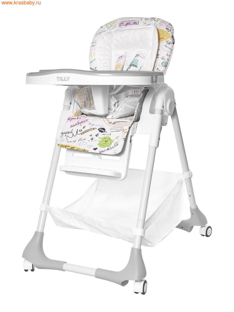Стульчик для кормления Baby Tilly Стульчик для кормления Bistro (фото, вид 2)
