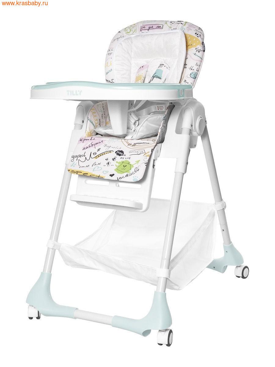Стульчик для кормления Baby Tilly Стульчик для кормления Bistro (фото, вид 3)