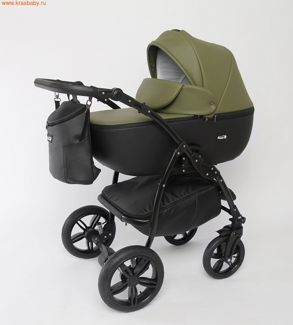 Коляска модульная PEPPY Детская коляска Sandra 2 в 1 (фото, вид 4)