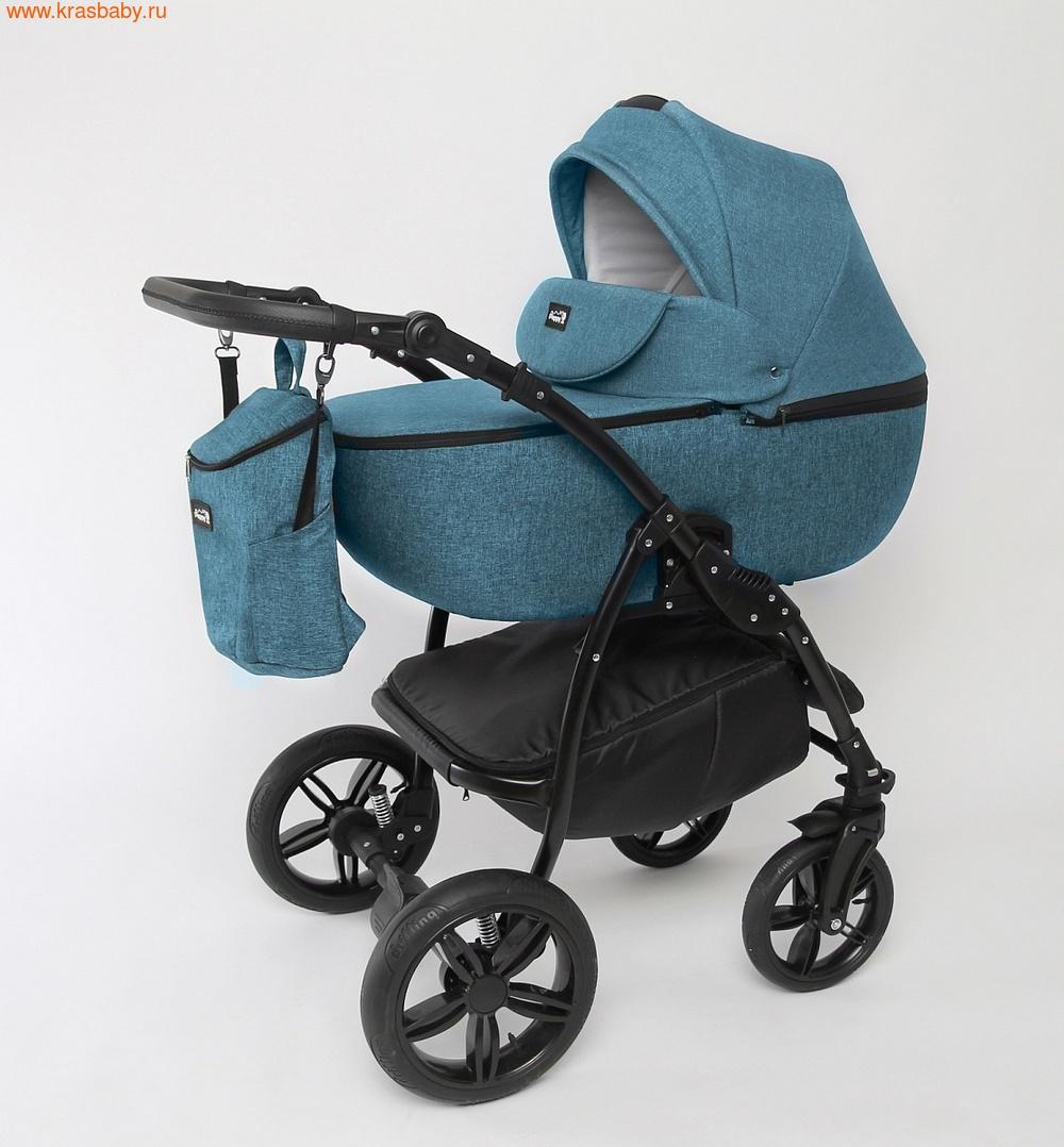 Коляска модульная PEPPY Детская коляска Sandra 2 в 1 (фото, вид 5)