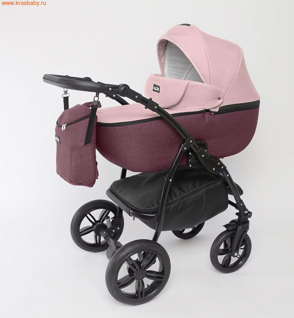 Коляска модульная PEPPY Детская коляска Sandra 2 в 1 (фото, вид 9)