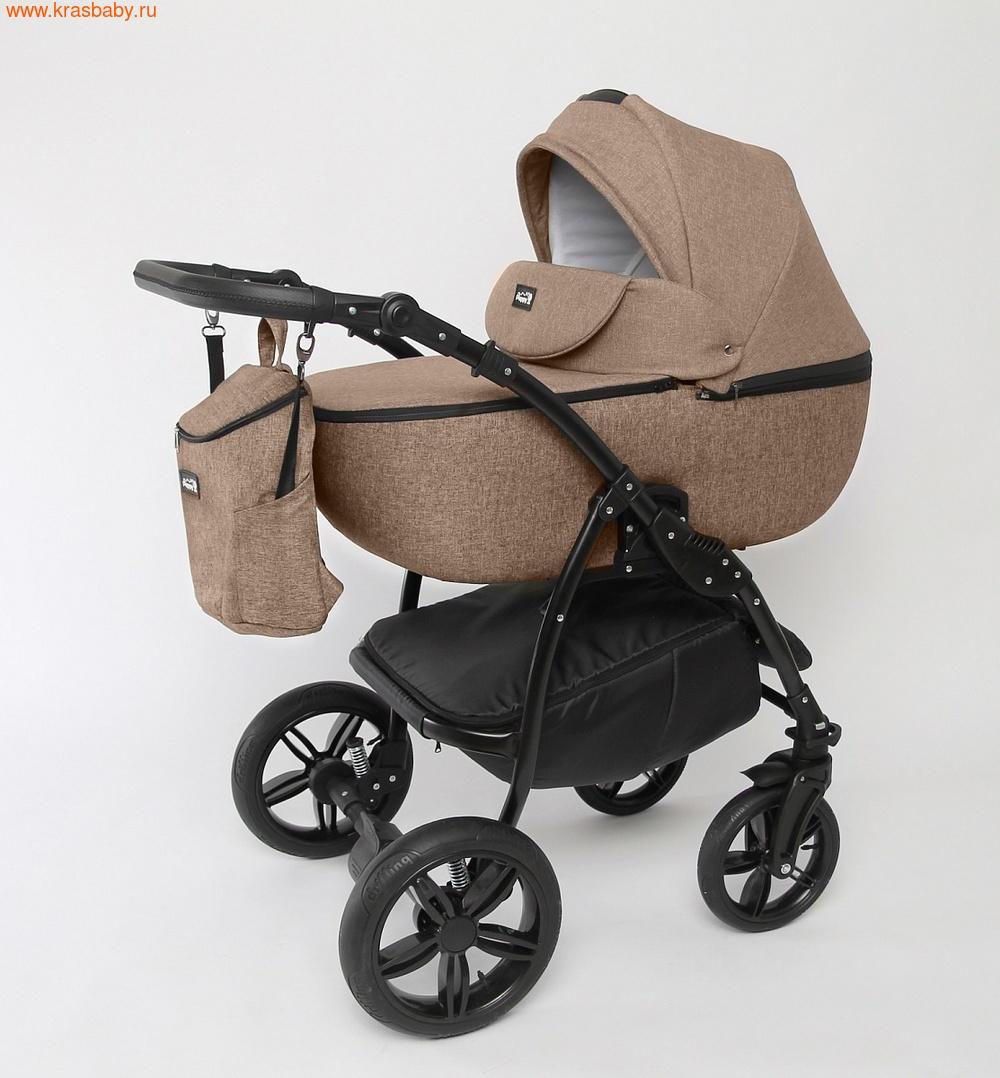 Коляска модульная PEPPY Детская коляска Sandra 2 в 1 (фото, вид 10)