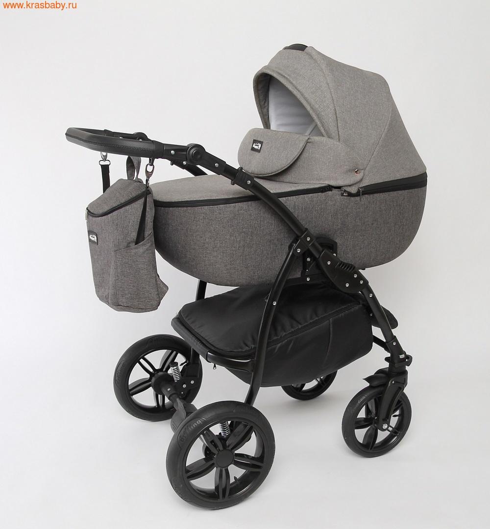 Коляска модульная PEPPY Детская коляска Sandra 2 в 1 (фото, вид 12)