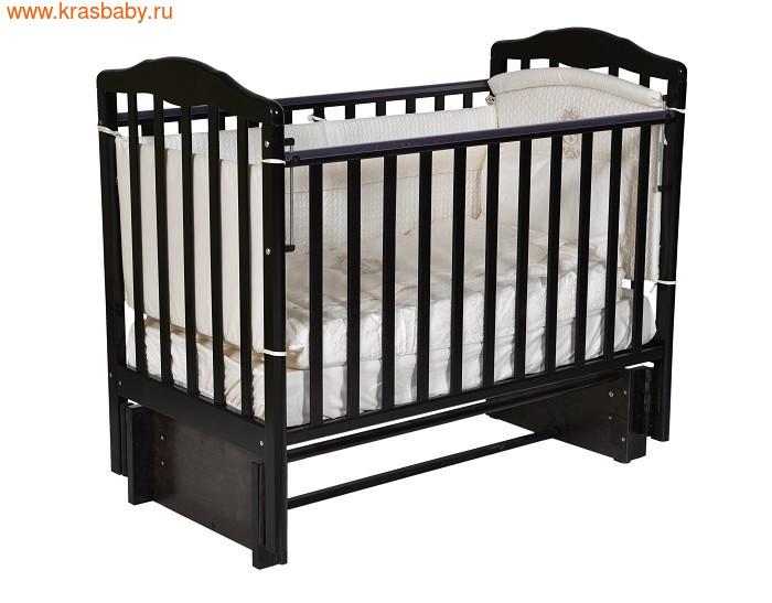 Кроватка Кедр HELEN 2 (фото, вид 1)