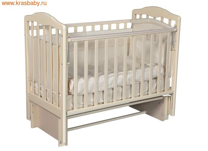 Кроватка Кедр HELEN 2 (фото, вид 2)