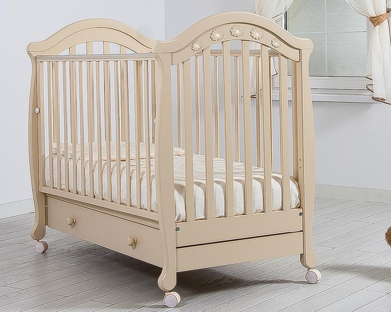 Кроватка GANDYLYAN ДЖОЗЕППЕ (фото, вид 1)