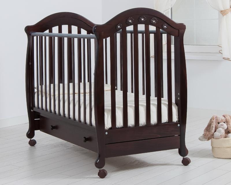 Кроватка GANDYLYAN ДЖОЗЕППЕ (фото, вид 2)