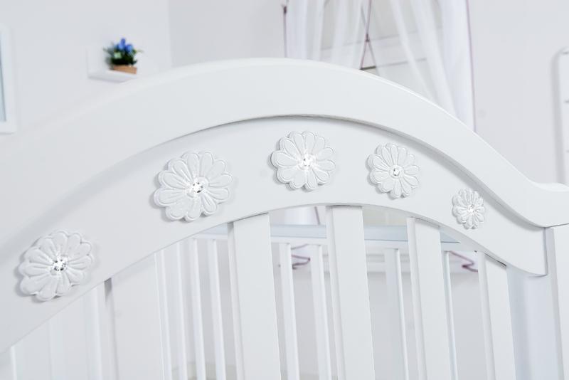 Кроватка GANDYLYAN ДЖОЗЕППЕ (фото, вид 6)