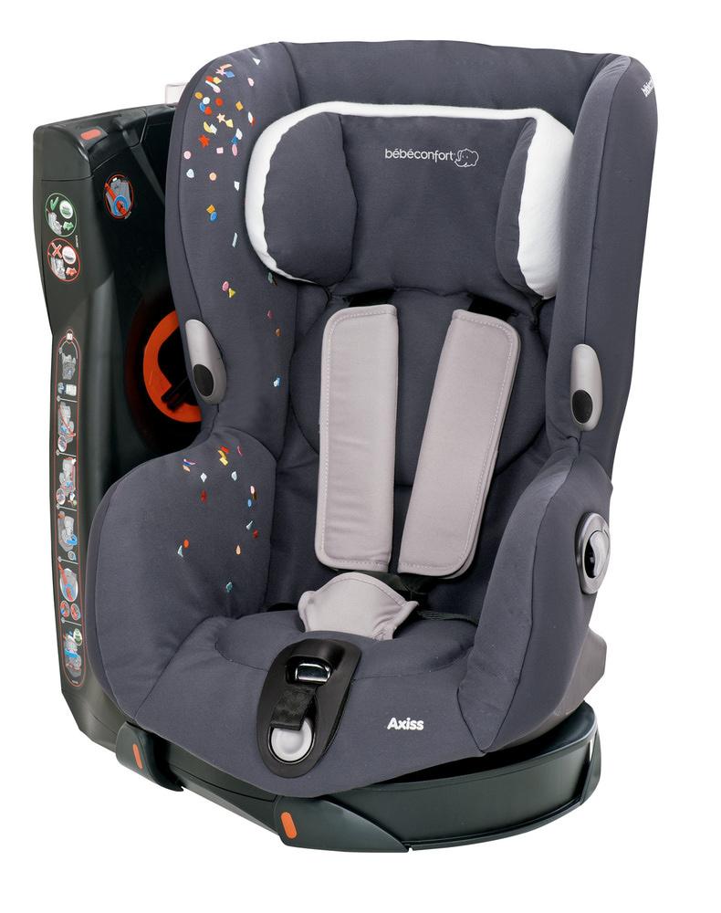 Автокресло Maxi-Cosi AXISS ( 9-18 кг) - поворотное (фото, вид 8)