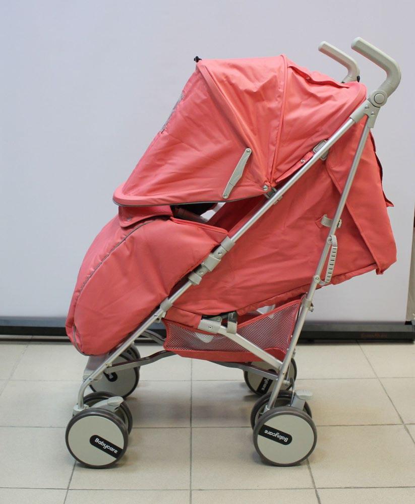Коляска прогулочная Baby Care PREMIER (7,7кг) (фото, вид 1)
