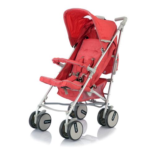 Коляска прогулочная Baby Care PREMIER (7,7кг) (фото, вид 6)