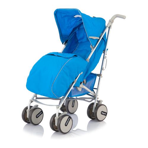 Коляска прогулочная Baby Care PREMIER (7,7кг) (фото, вид 7)
