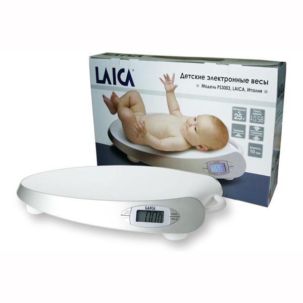 Весы электронные LAICA PS 3003 (фото, вид 1)