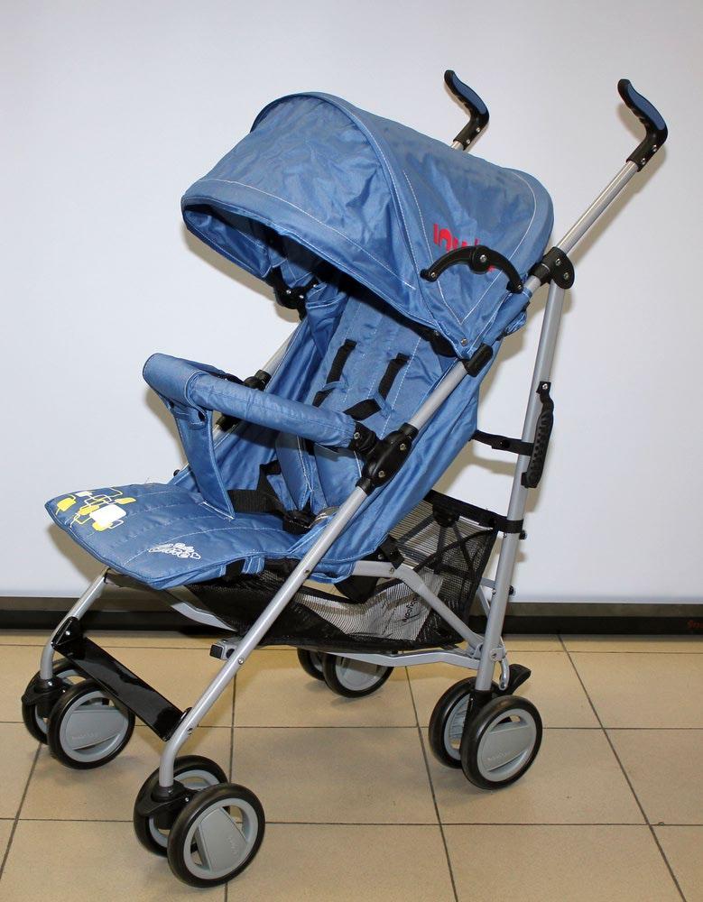 Коляска прогулочная Baby Care INCITY (7,8кг) (фото, вид 24)