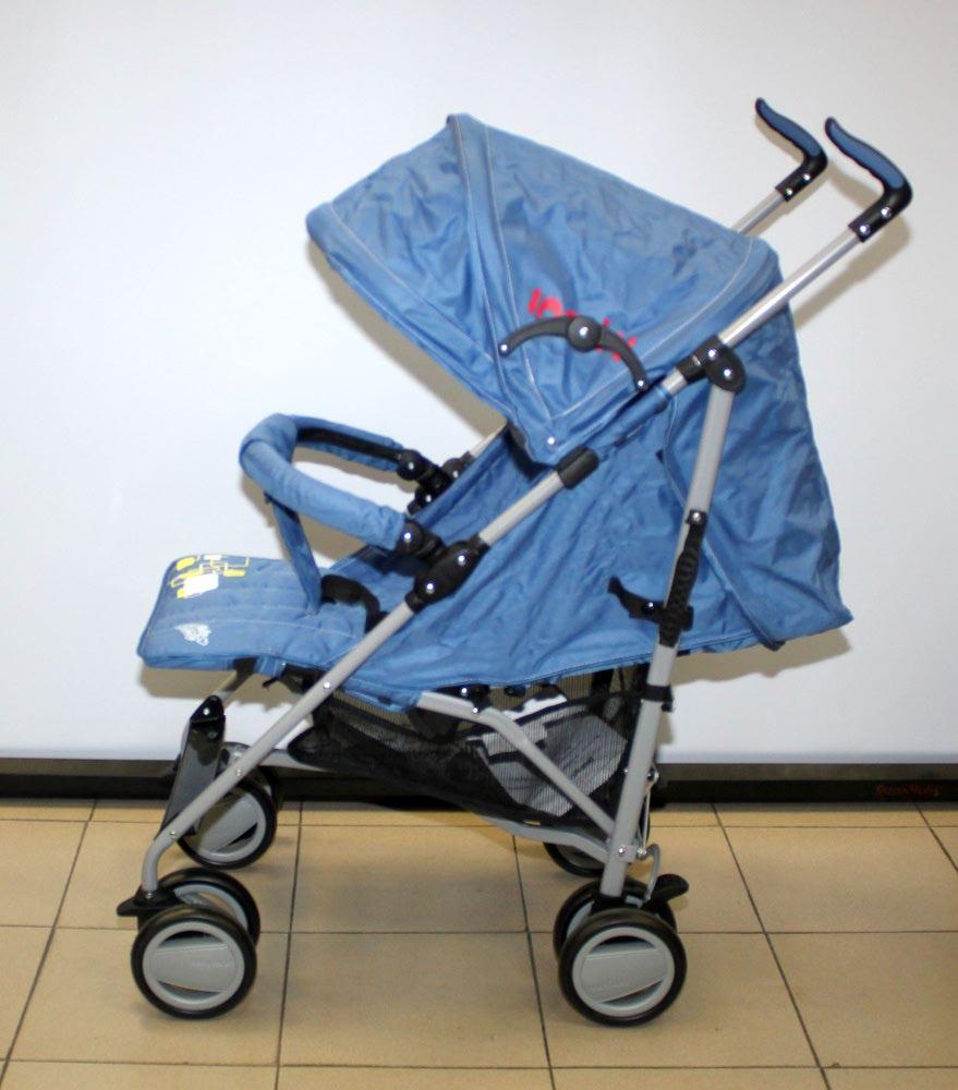 Коляска прогулочная Baby Care INCITY (7,8кг) (фото, вид 25)