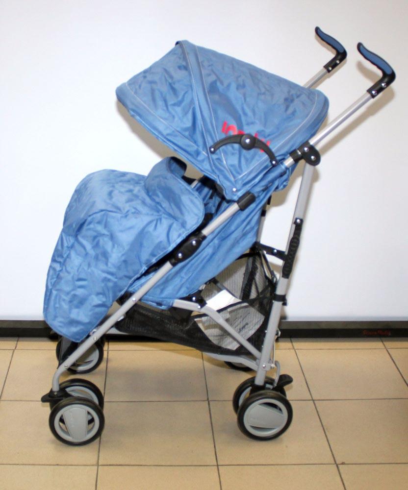 Коляска прогулочная Baby Care INCITY (7,8кг) (фото, вид 27)