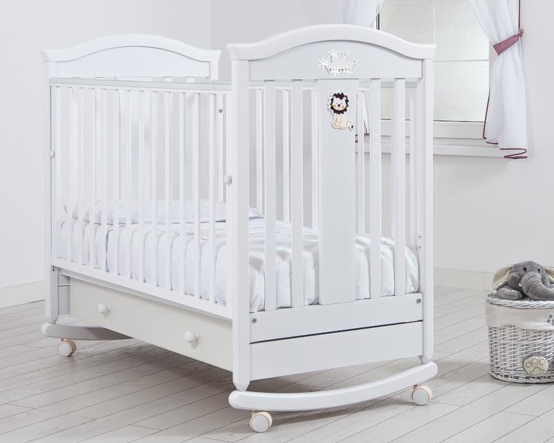 Кроватка GANDYLYAN ДАНИЭЛЬ (фото, вид 6)