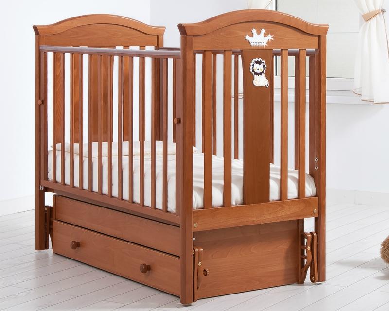 Кроватка GANDYLYAN ДАНИЭЛЬ (фото, вид 8)