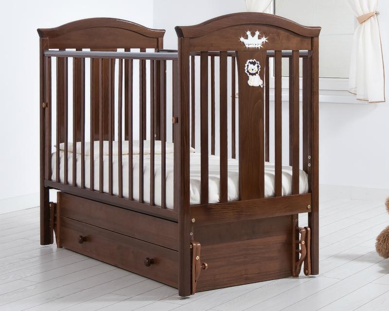 Кроватка GANDYLYAN ДАНИЭЛЬ (фото, вид 9)