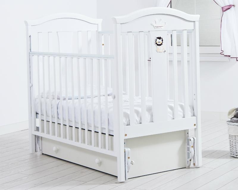 Кроватка GANDYLYAN ДАНИЭЛЬ (фото, вид 10)