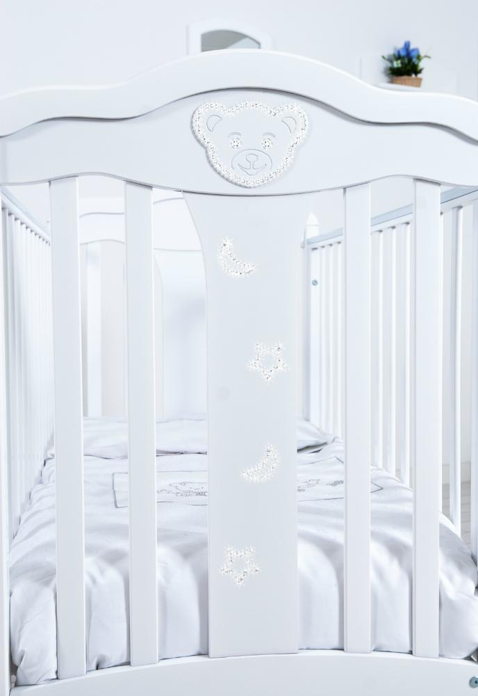 Кроватка GANDYLYAN МИШЕЛЬ (качалка) (фото, вид 13)