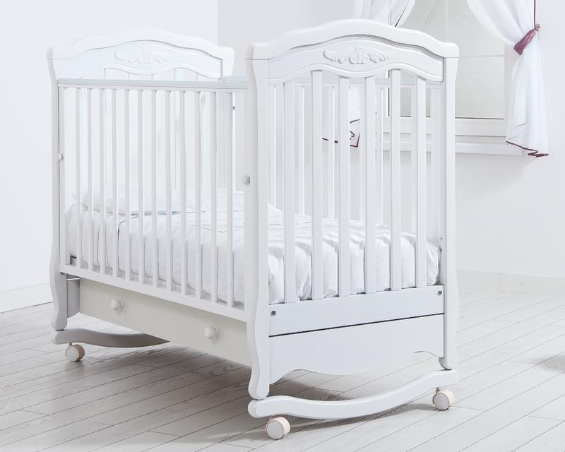 Кроватка GANDYLYAN ШАРЛОТТА (фото, вид 7)