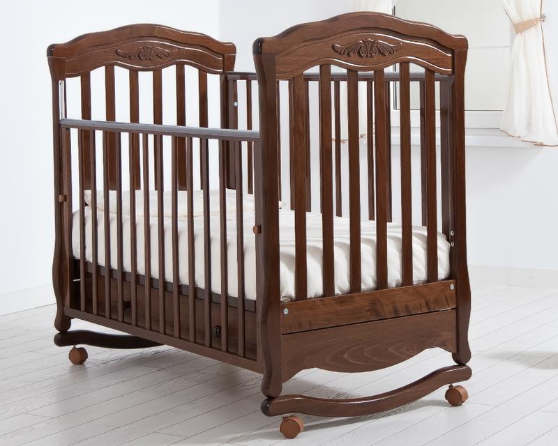 Кроватка GANDYLYAN ШАРЛОТТА (фото, вид 8)