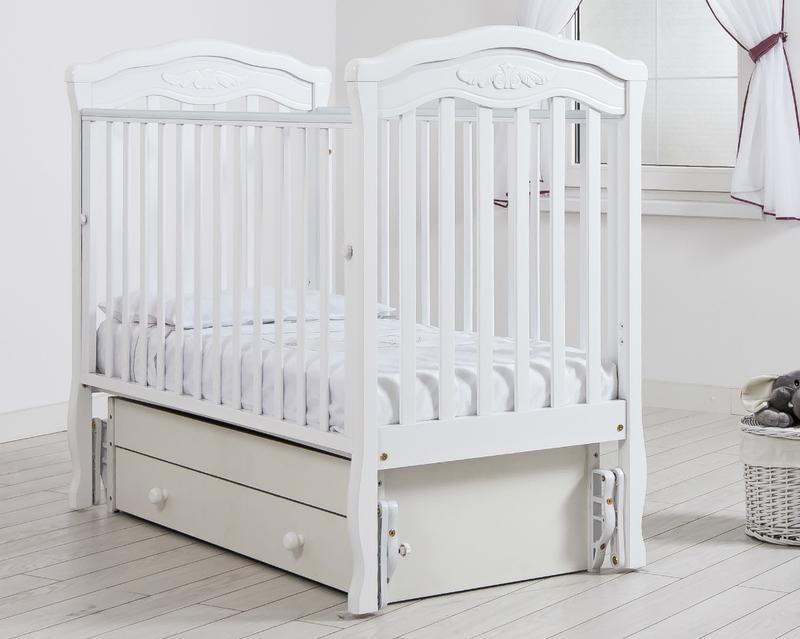 Кроватка GANDYLYAN ШАРЛОТТА (фото, вид 10)
