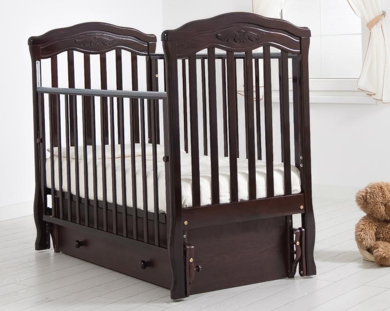 Кроватка GANDYLYAN ШАРЛОТТА (фото, вид 11)
