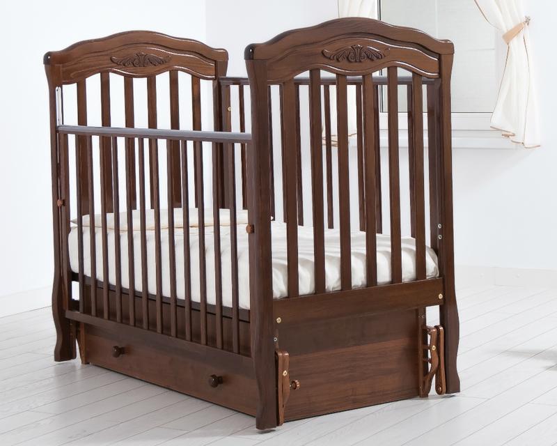 Кроватка GANDYLYAN ШАРЛОТТА (фото, вид 12)