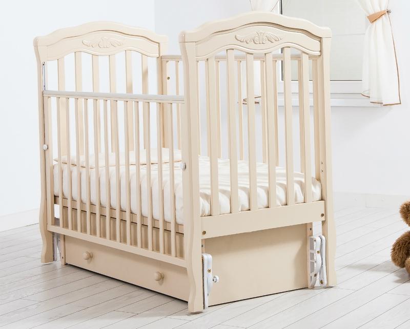 Кроватка GANDYLYAN ШАРЛОТТА (фото, вид 13)