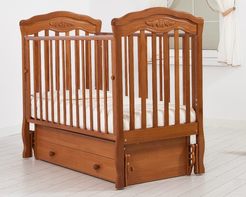 Кроватка GANDYLYAN ШАРЛОТТА (фото, вид 14)