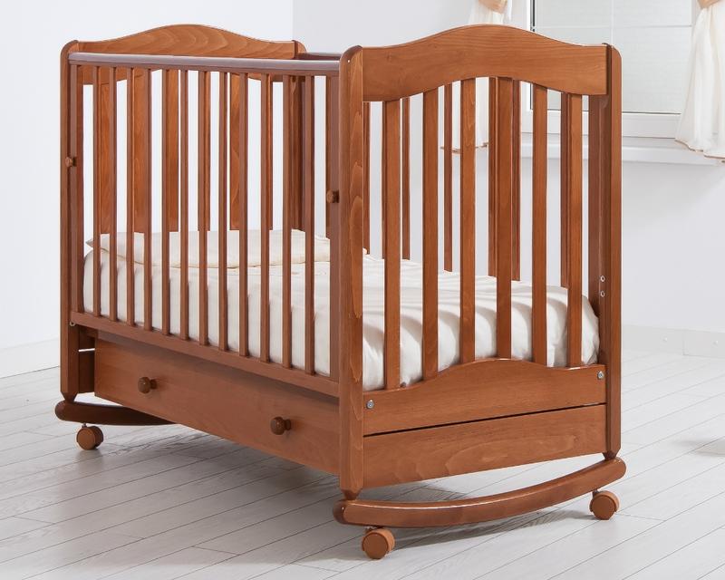 Кроватка GANDYLYAN ВАНЕЧКА (фото, вид 2)