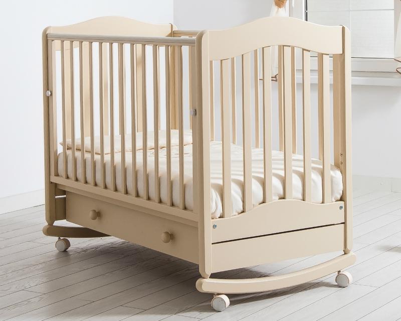 Кроватка GANDYLYAN ВАНЕЧКА (фото, вид 4)