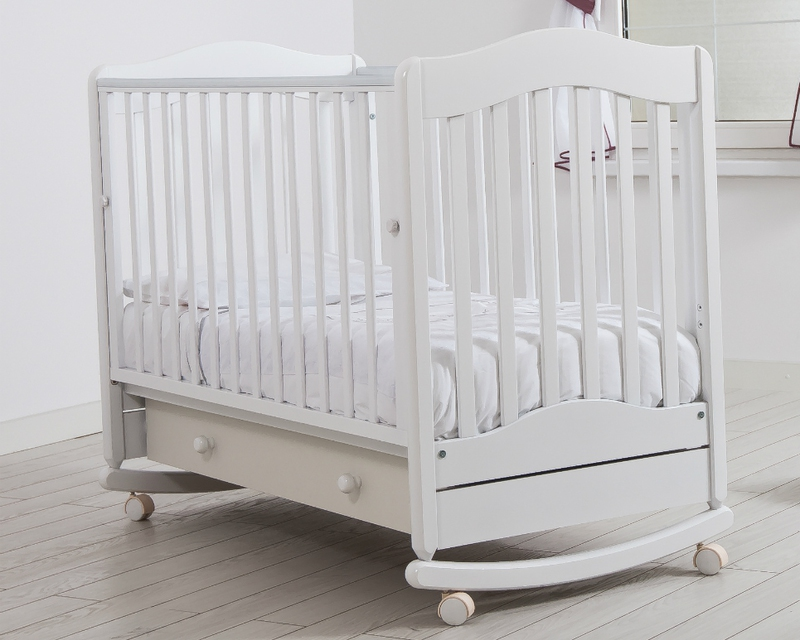 Кроватка GANDYLYAN ВАНЕЧКА (фото, вид 5)