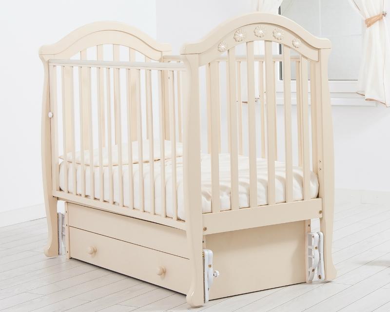 Кроватка GANDYLYAN ДЖОЗЕППЕ (фото, вид 7)