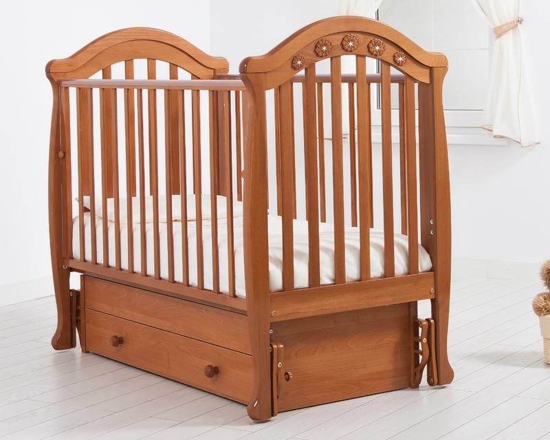 Кроватка GANDYLYAN ДЖОЗЕППЕ (фото, вид 8)