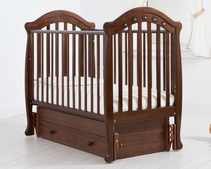 Кроватка GANDYLYAN ДЖОЗЕППЕ (фото, вид 10)