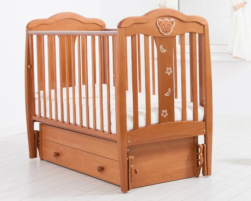 Кроватка GANDYLYAN МИШЕЛЬ (качалка) (фото, вид 19)