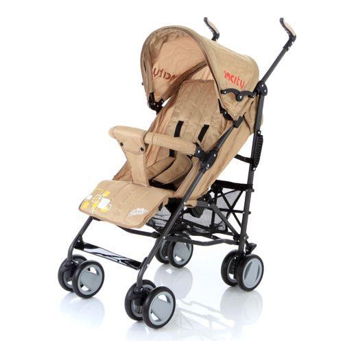 Коляска прогулочная Baby Care INCITY (7,8кг) (фото, вид 30)