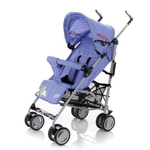 Коляска прогулочная Baby Care INCITY (7,8кг) (фото, вид 31)